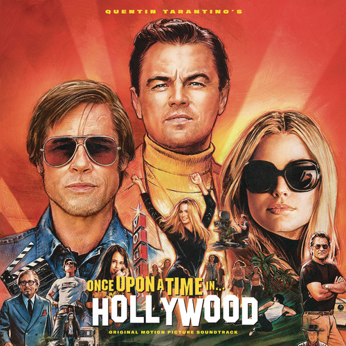 Once upon a time in... Hollywood - C'era una volta a Hollywood (2019) (Tarantino) (vinile)