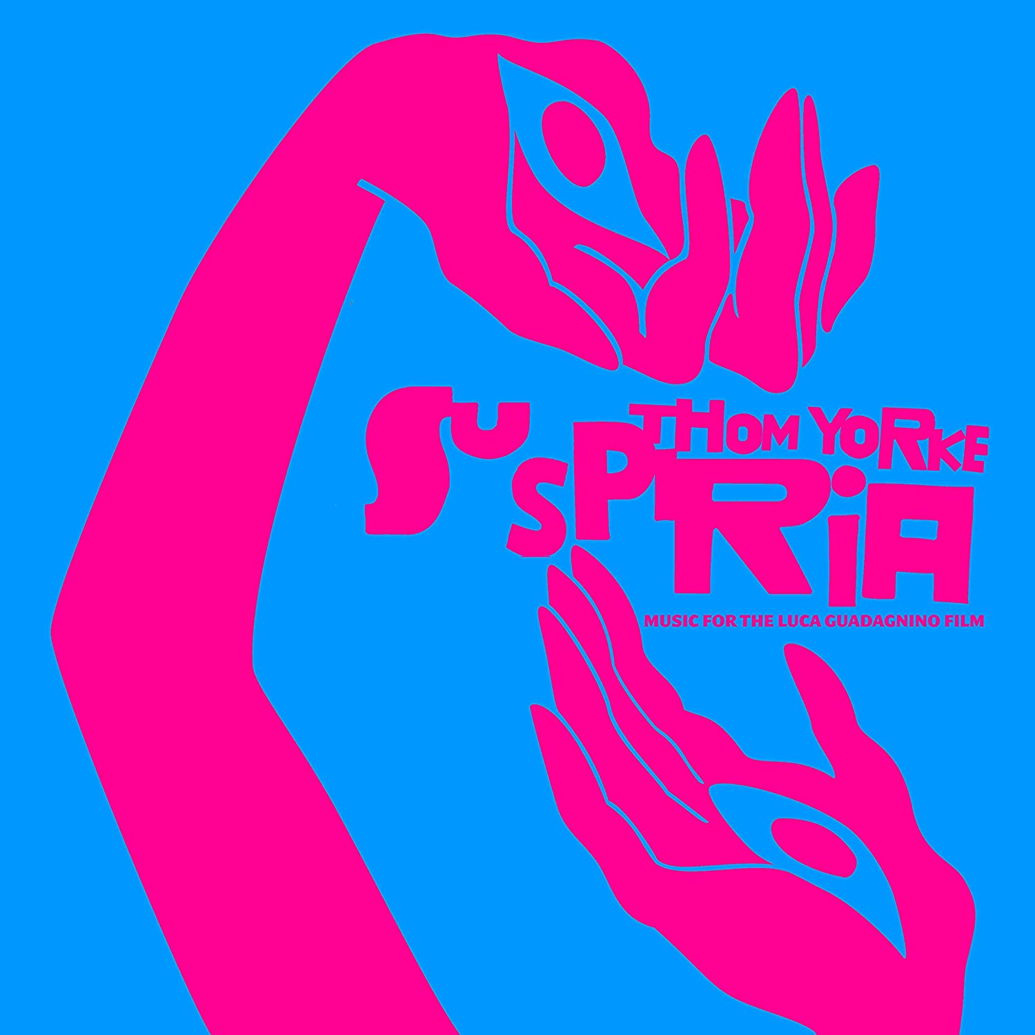 Suspiria: music for the Luca Guadagnino film (2018) (vinile)