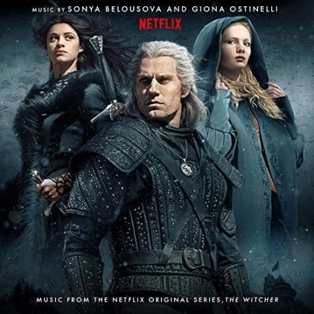 Witcher (The) - Music from the Netflix original series (2020)