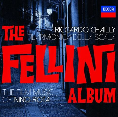 Fellini album (The) - The film music of Nino Rota (2019)