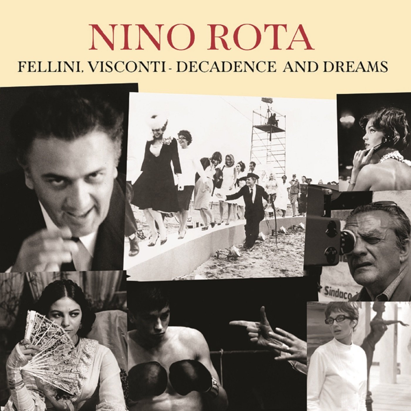 Nino Rota - Fellini, Visconti - Decadence and dreams