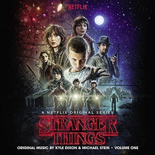 Stranger Things - Vol. 1 (2016) (vinile)