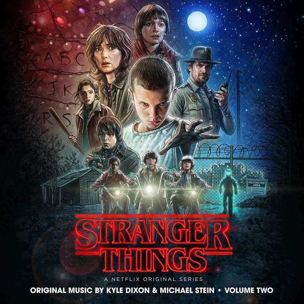 Stranger Things - Vol. 2 (2016) (vinile)