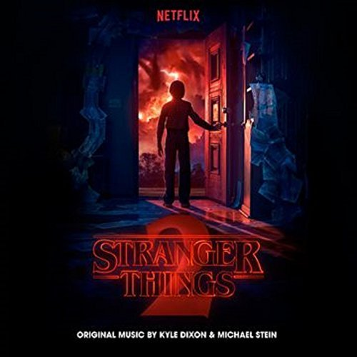 Stranger Things 2 (2017) (vinile)