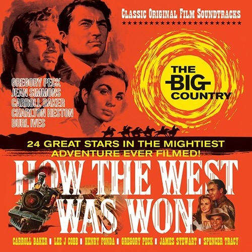 Big country (The) - Il grande paese (1958) / How the west was won - La conquista del West (1962)