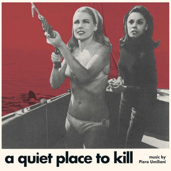 Quiet place to kill (A) - Paranoia (1970) (vinile)