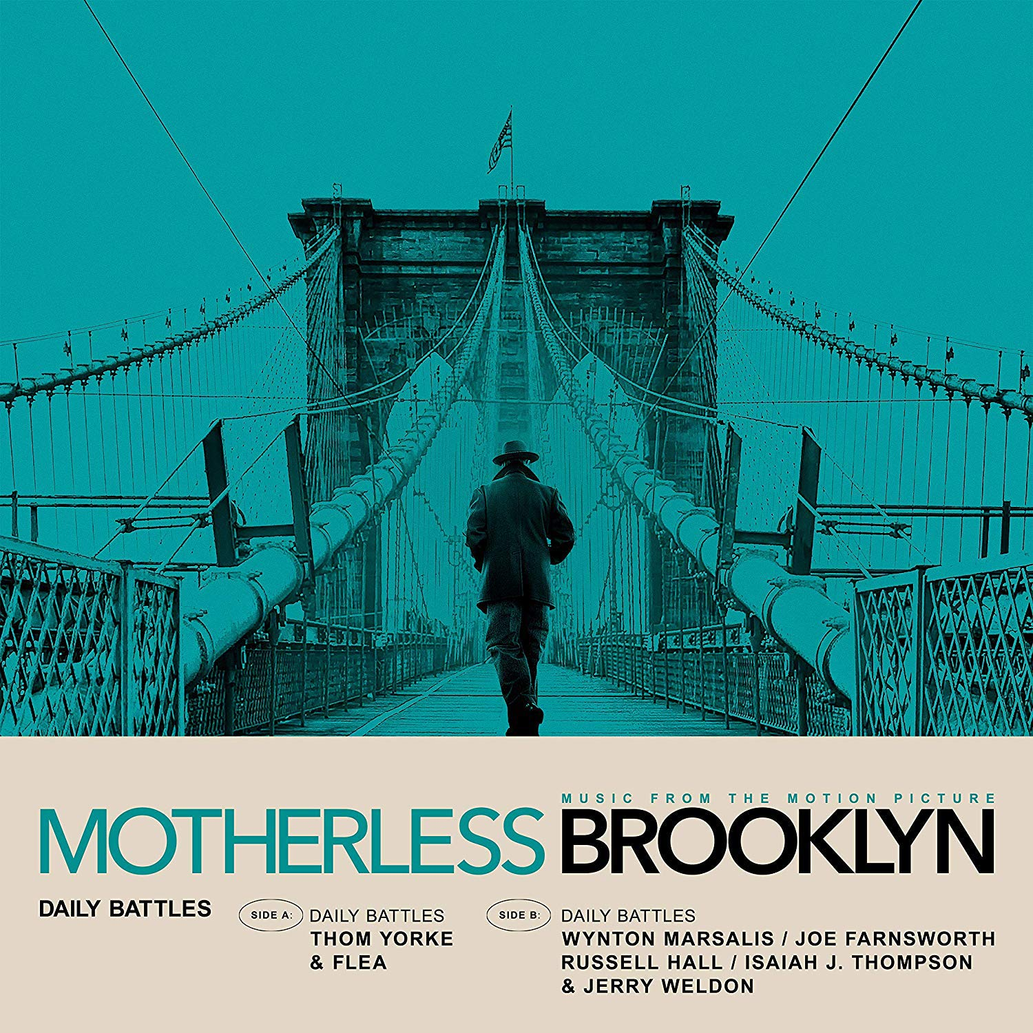Daily battles - From Motherless Brooklyn (2019) (vinile)