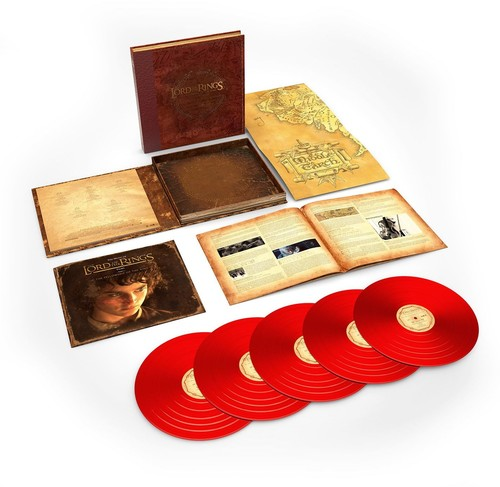 Lord of the rings (The): The fellowship of the ring - Il Signore degli anelli: La compagnia dell'anello - Complete Recordings (vinile)