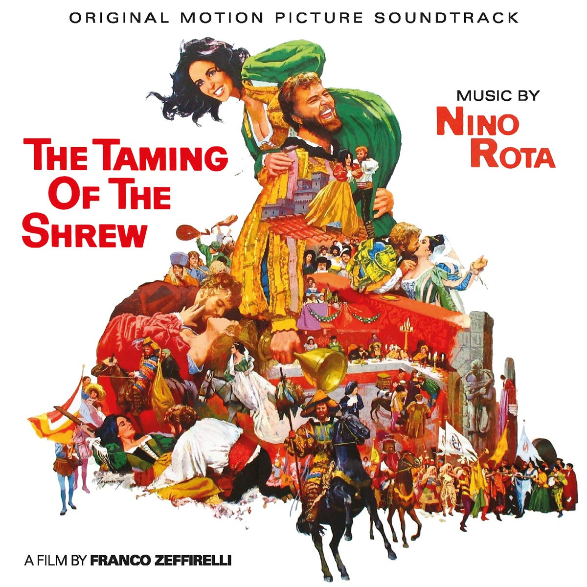 Bisbetica domata (La) - The taming of the shrew (1967)