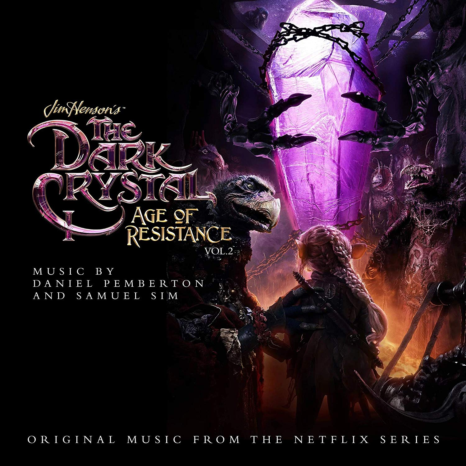 Dark Crystal (The) - Age of resistance Vol. 2 (2019) (vinile)