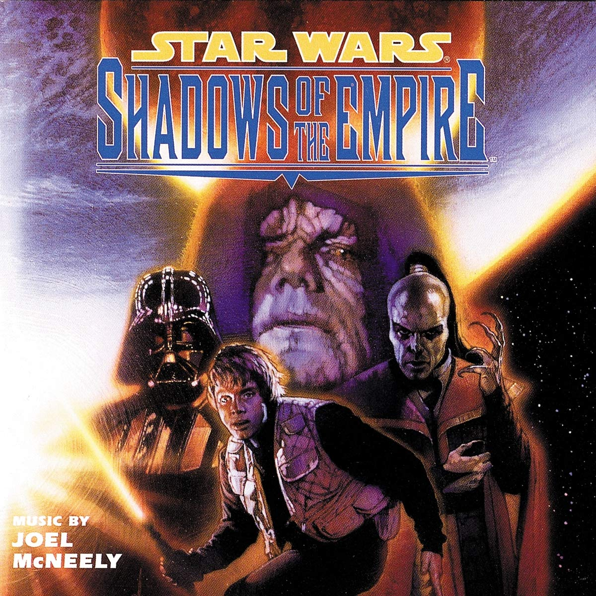 Star Wars - Shadows of the Empire (2020) (vinile)