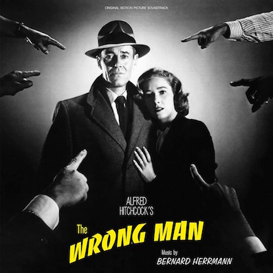 Wrong man (The) - Il ladro (1956) (vinile)