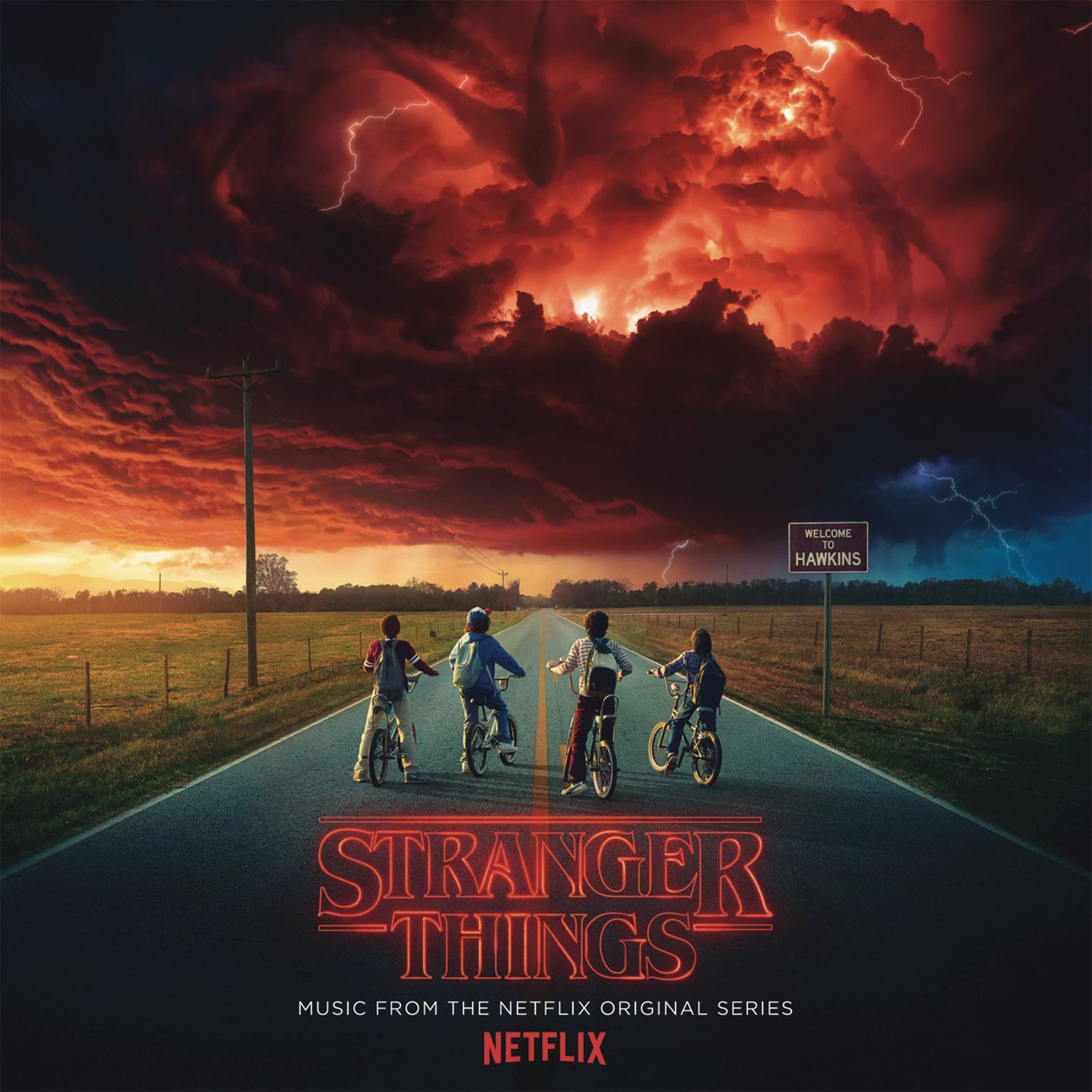 Stranger Things - Music from the Netflix series (2017) (canzoni)