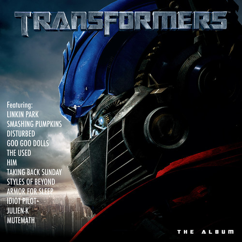 Transformers - The movie (2007) (vinile)