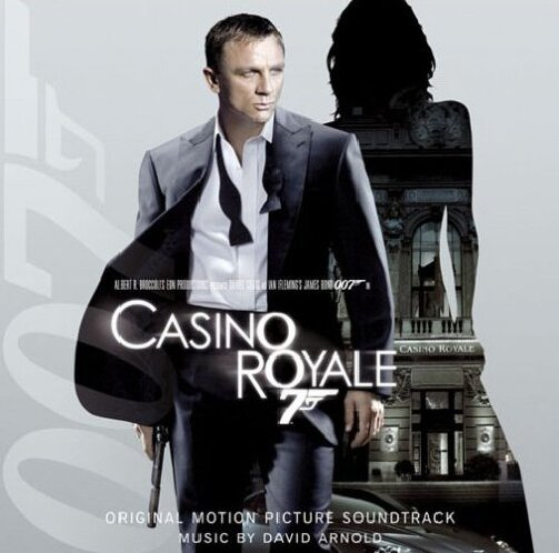 007 James Bond - Casino royale