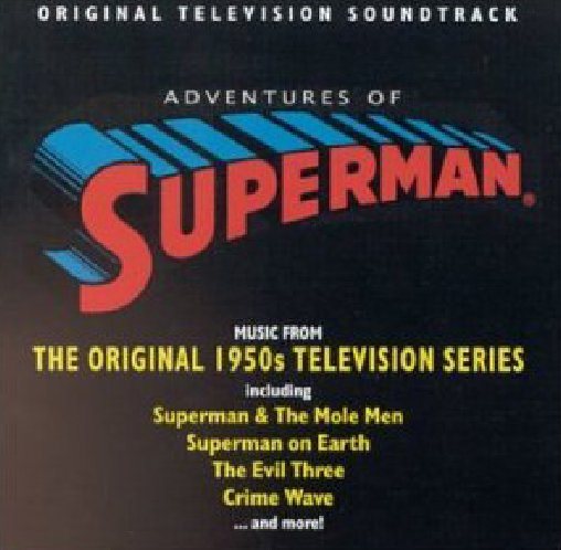 Adventures of Superman (1952) - Original television soundtracks (DC Comics)