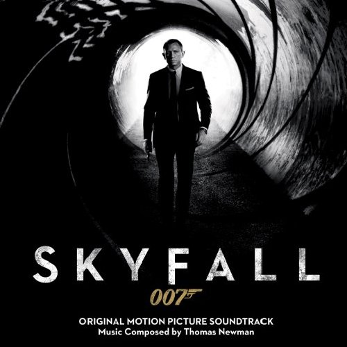 007 James Bond - Skyfall (2012)