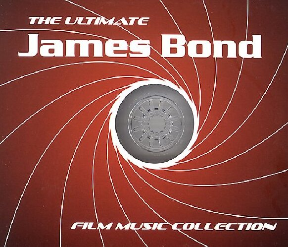 007 James Bond - The ultimate film music collection