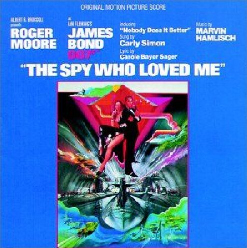 007 James Bond - The spy who loved me