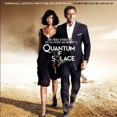 007 James Bond - Quantum of solace
