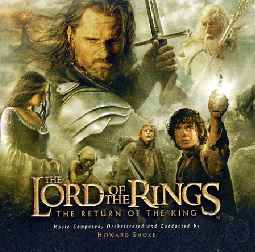 Lord of the rings (The): The return of the king - Il Signore degli anelli: Il ritorno del re