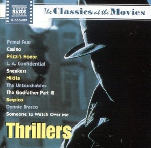 Classics at the movies - Thrillers