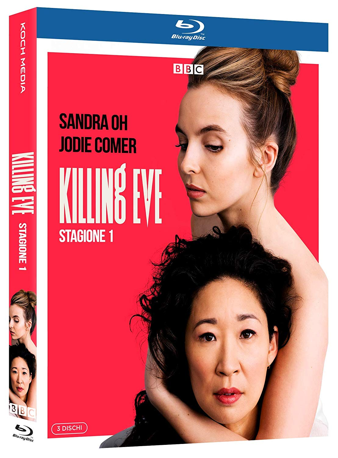 Killing Eve - stagione 01