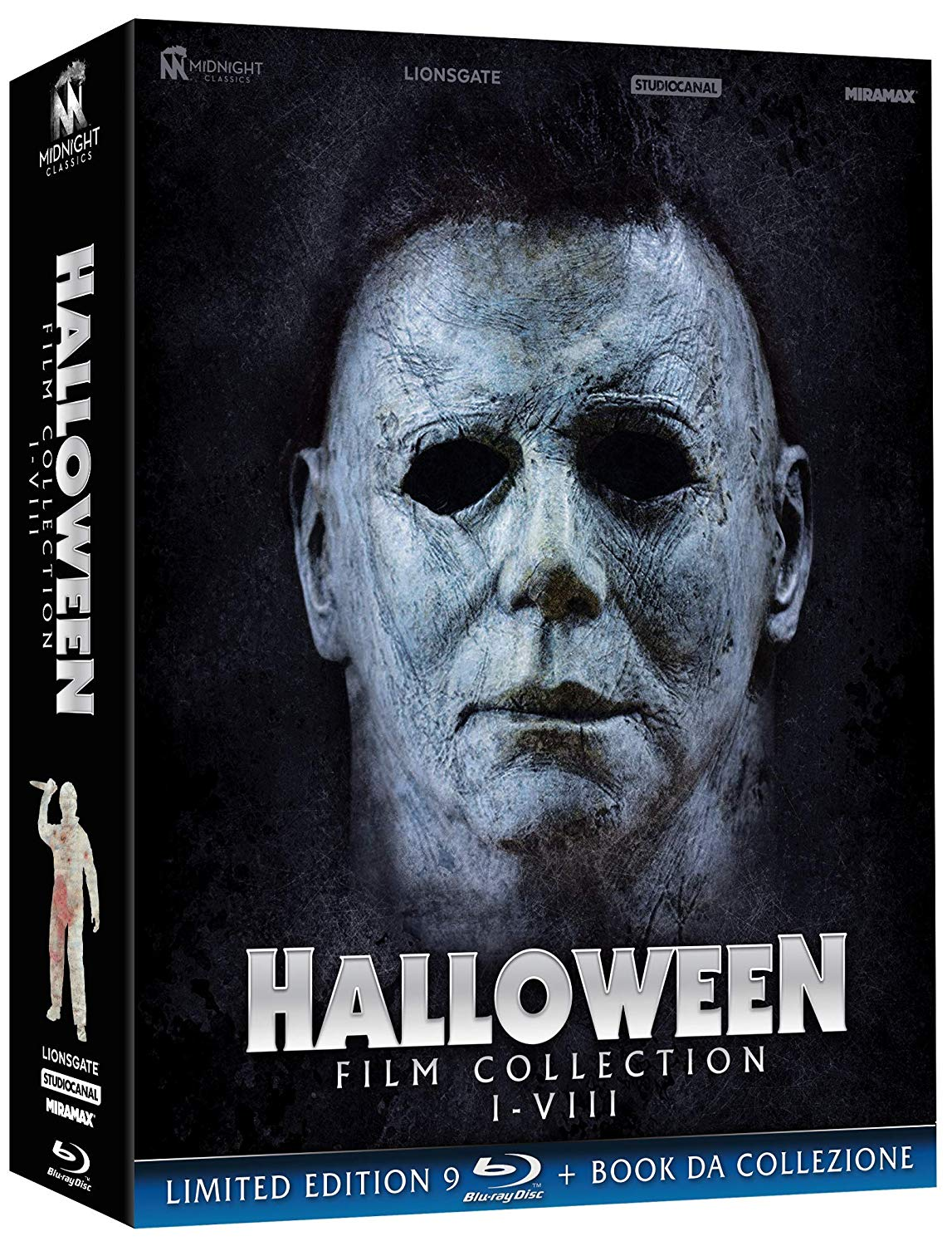 Halloween - Film collection I-VIII