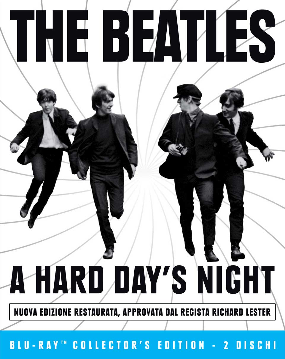 Beatles (The) - A hard day's night (1964) (collector's edition) (lingua inglese con sottotitoli italiano)