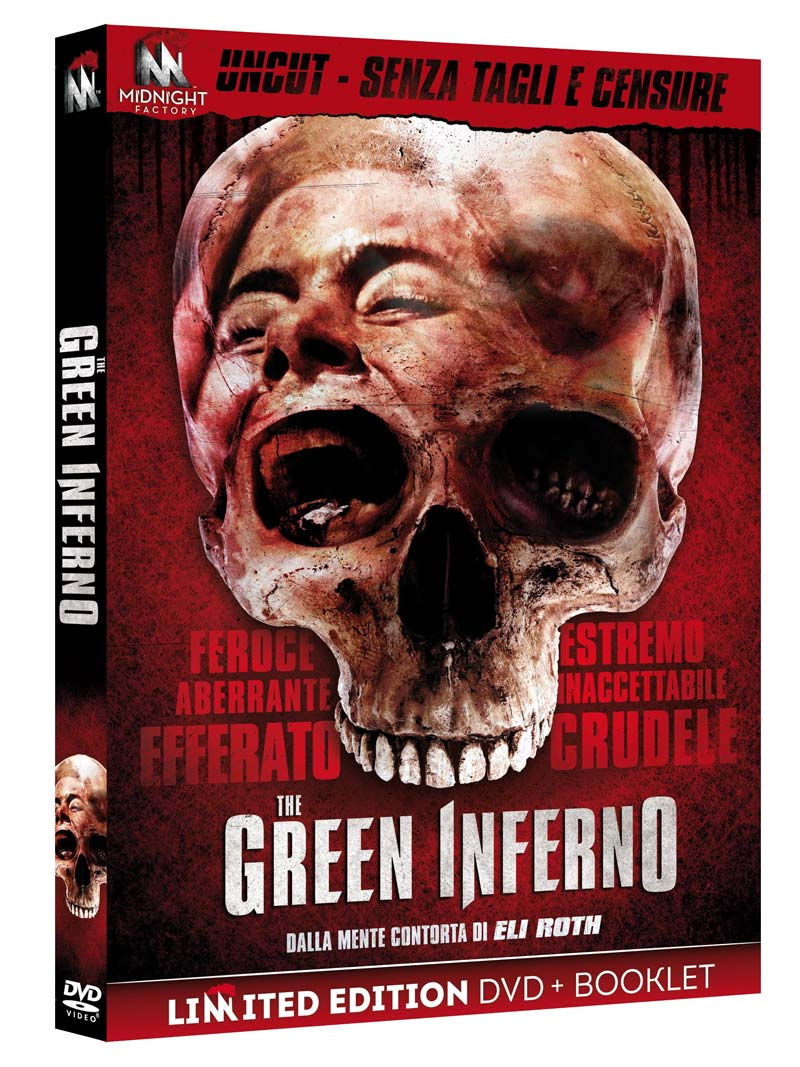 Green Inferno (The) (2013) (Limited edition uncut version)