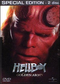 Hellboy 2 - The golden army (2008) (edizione speciale)