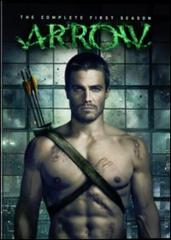 Arrow - stagione 01 (DC Comics)
