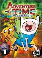 Adventure time - stagione 01 #01