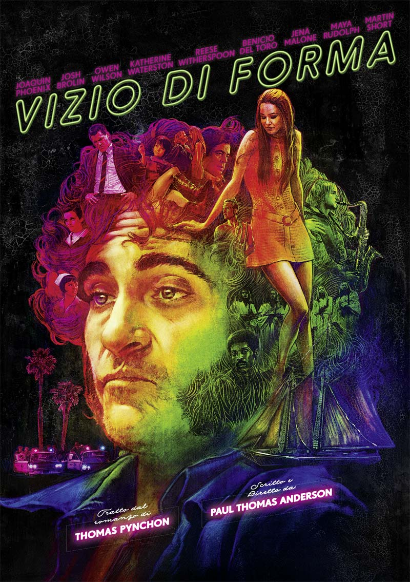 Vizio di forma - Inherent vice (2014)