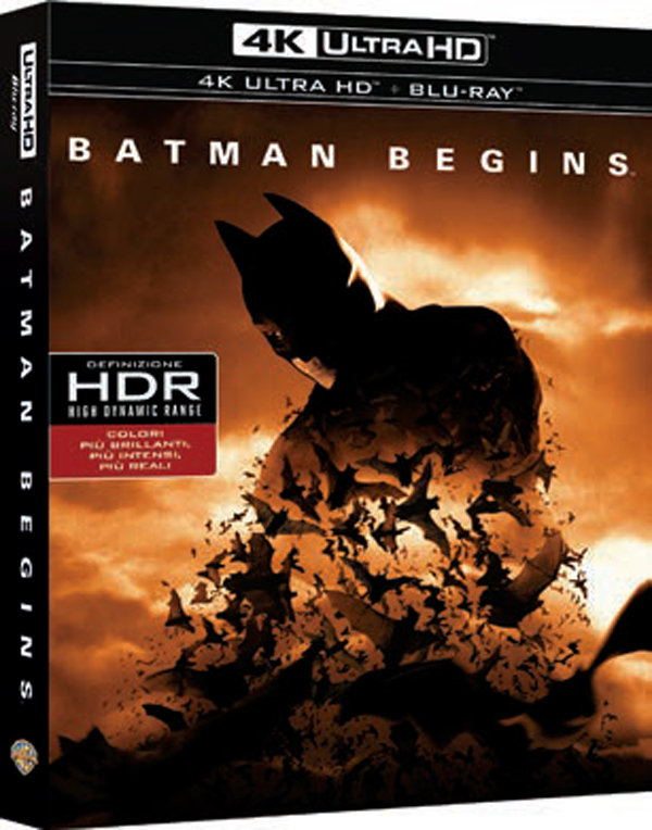 Batman begins (2005) (DC Comics) (4K)