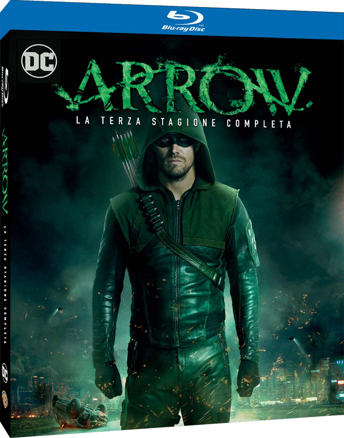Arrow - stagione 03 (DC Comics)