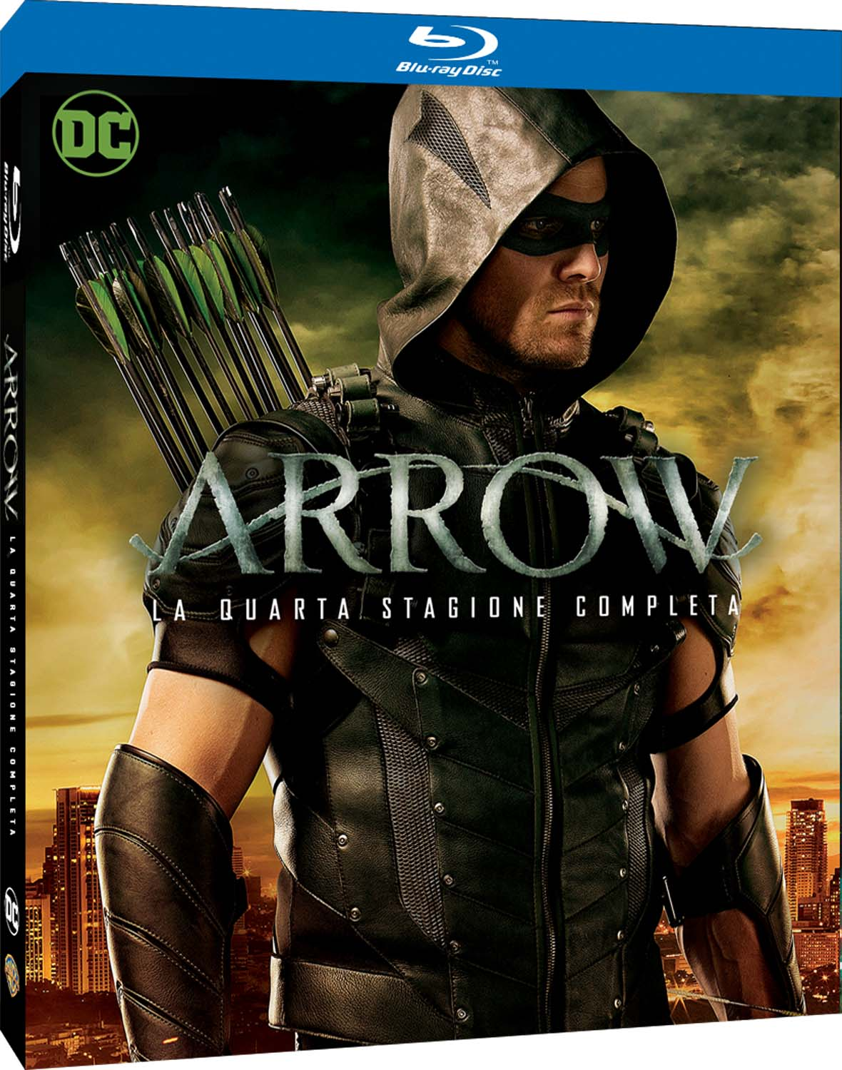 Arrow - stagione 04 (DC Comics)