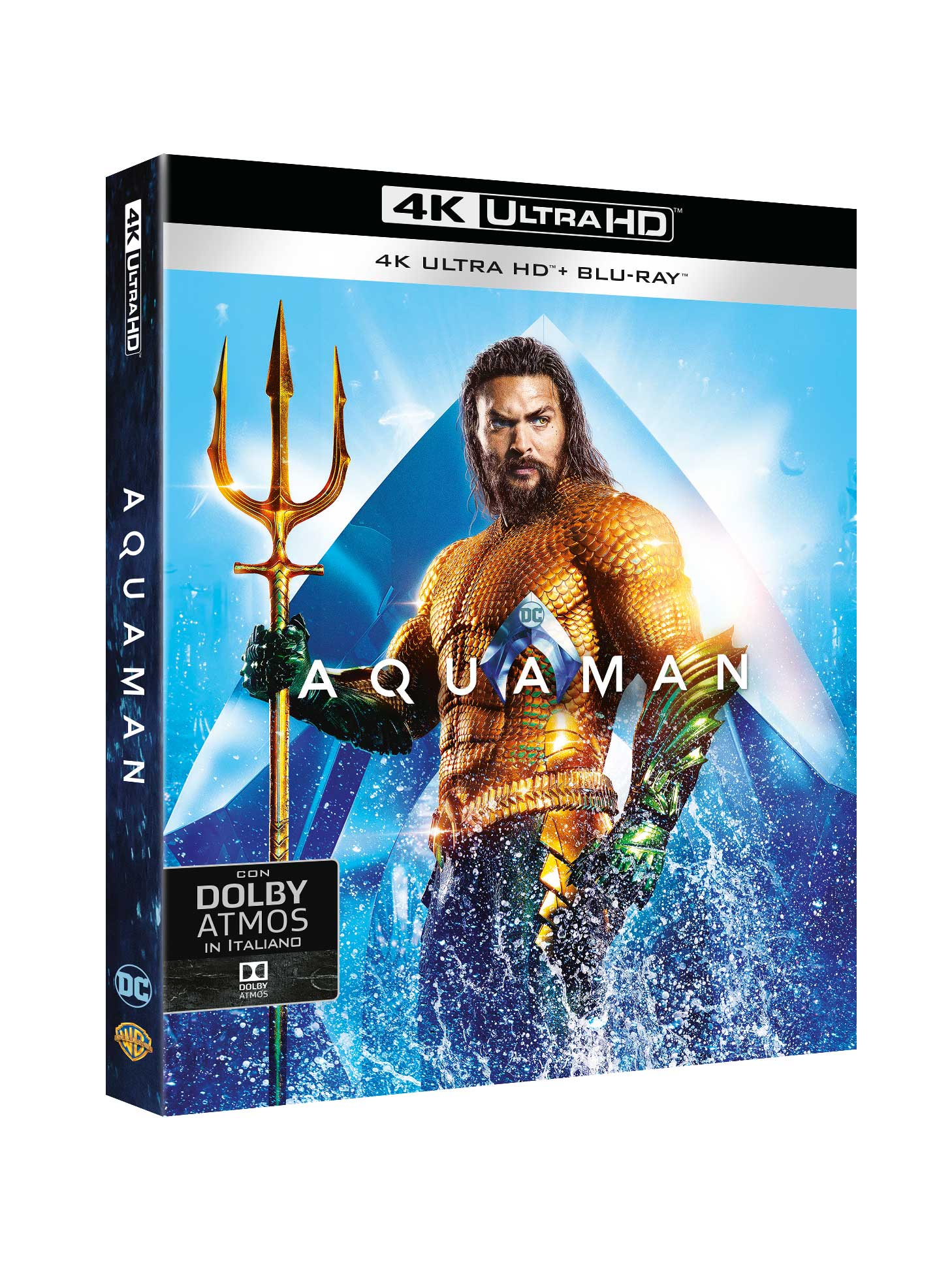 Aquaman (2019) (DC Comics) (4K)
