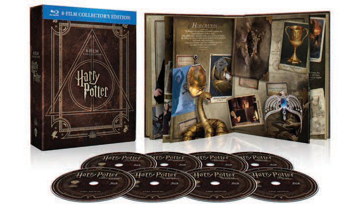 Harry Potter - M.A.G.O. collector's edition - Collezione completa