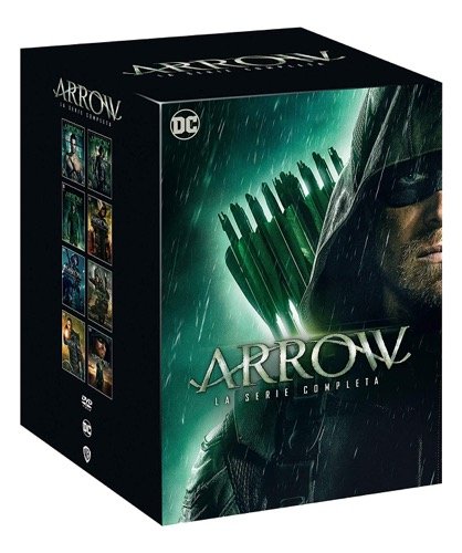 Arrow - serie completa (DC Comics)