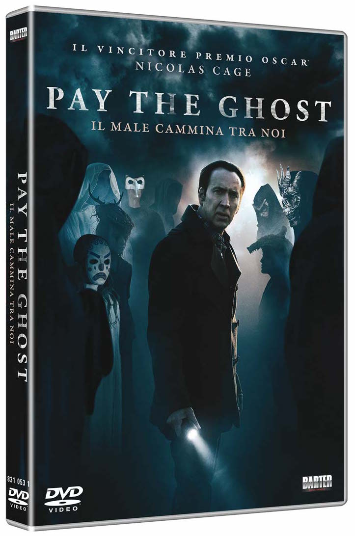 Pay the ghost - Il male cammina tra noi (2015)