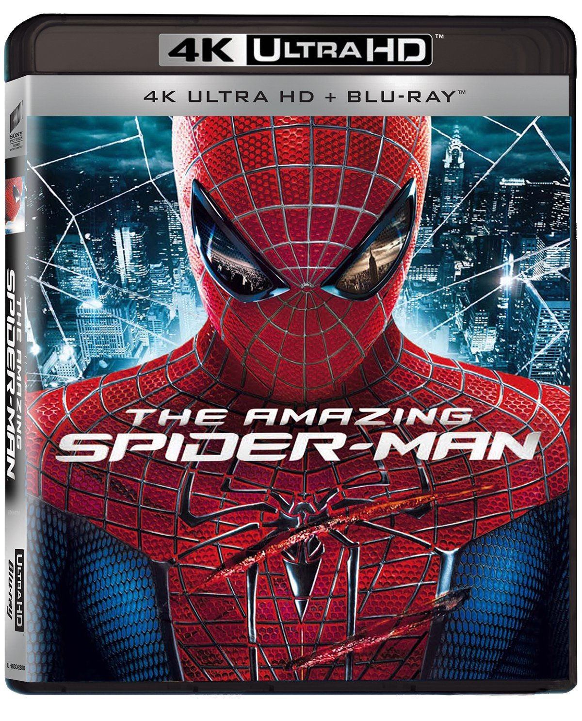 Amazing Spider-man (The) (2012) (Marvel) (4K)