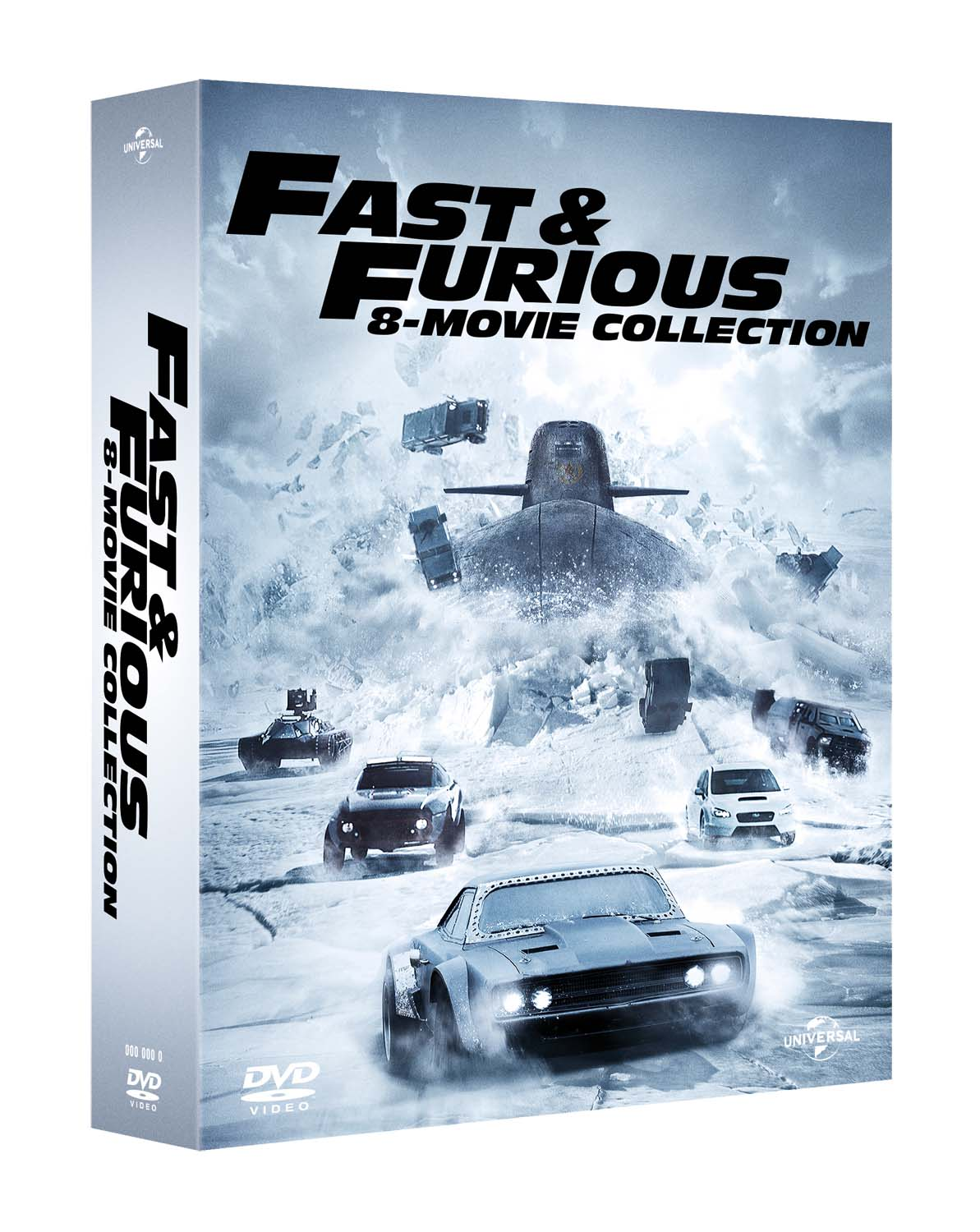 Fast and Furious - Collezione 8 film