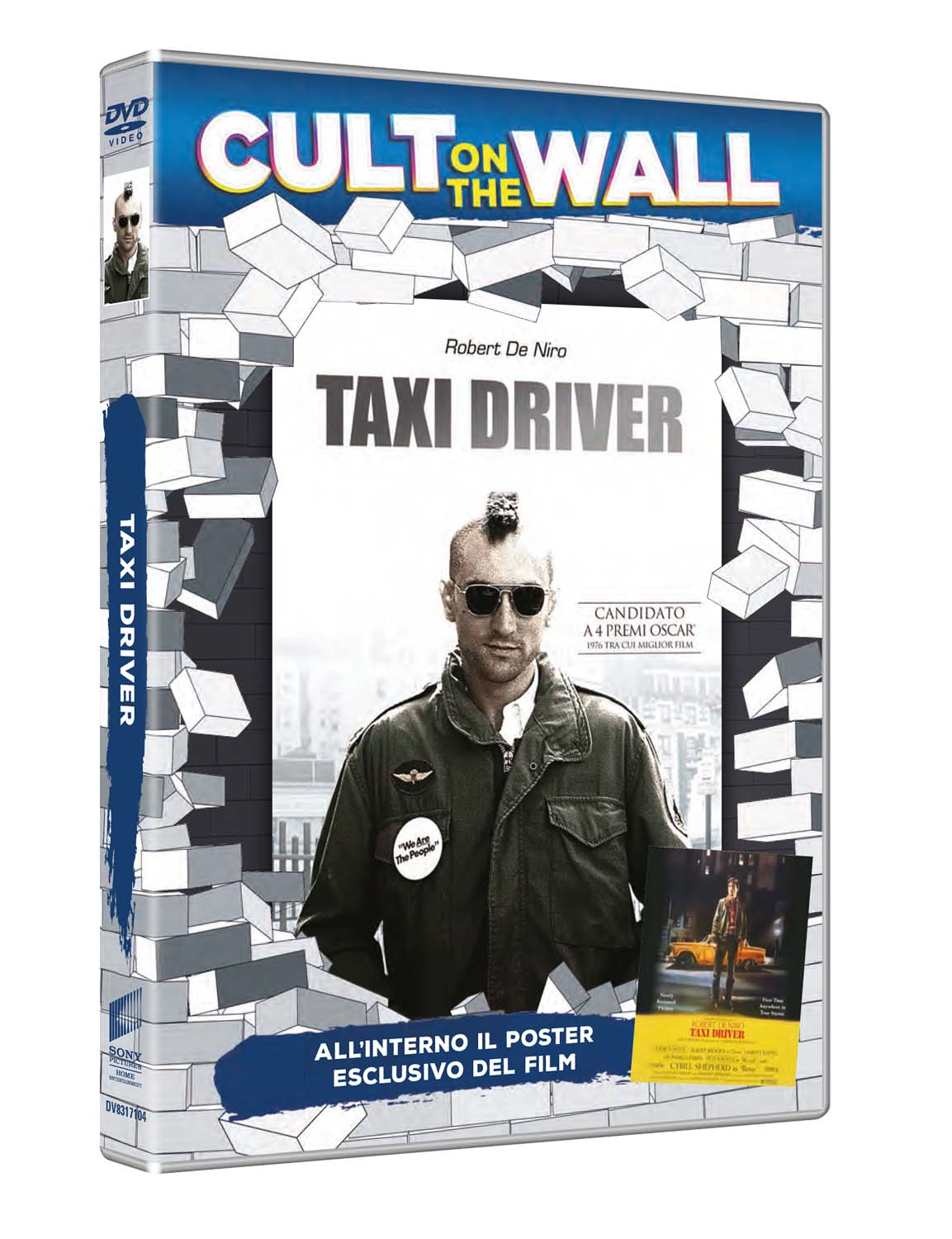 Taxi driver (1976) (cult on the wall)