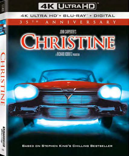 Christine - La macchina infernale (1983) (Stephen King) (4K)