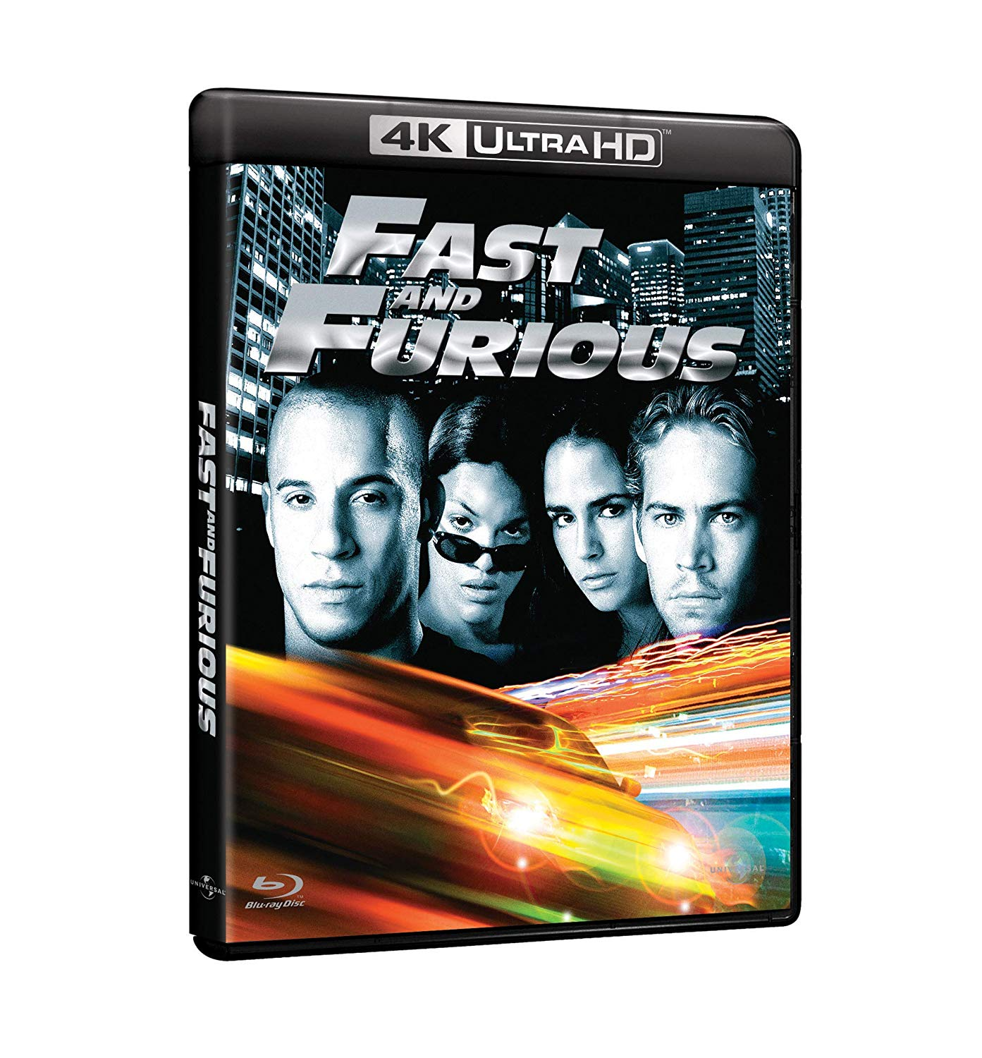 Fast and Furious (2001) (4K)