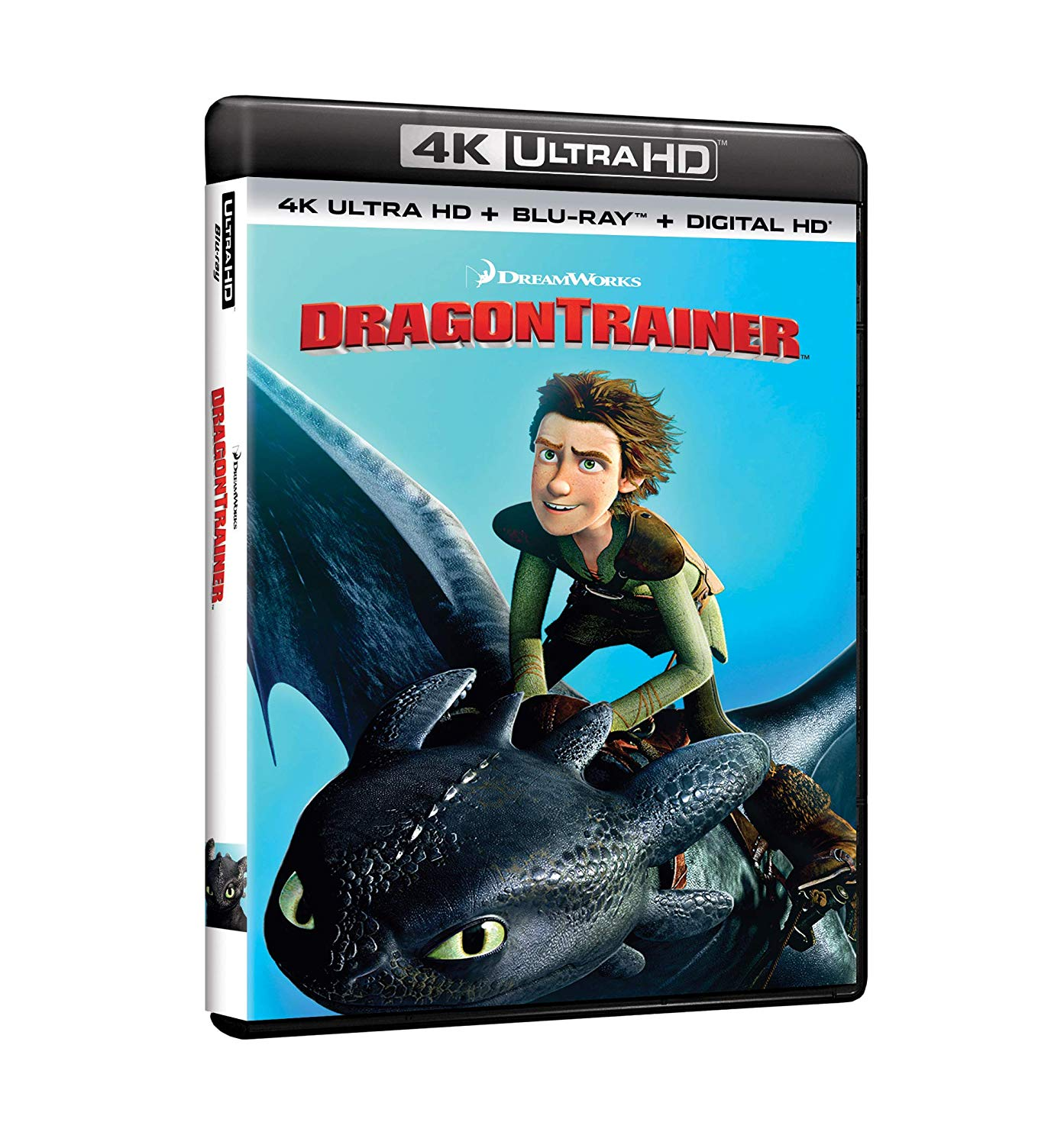 Dragon trainer (2010) (4K)
