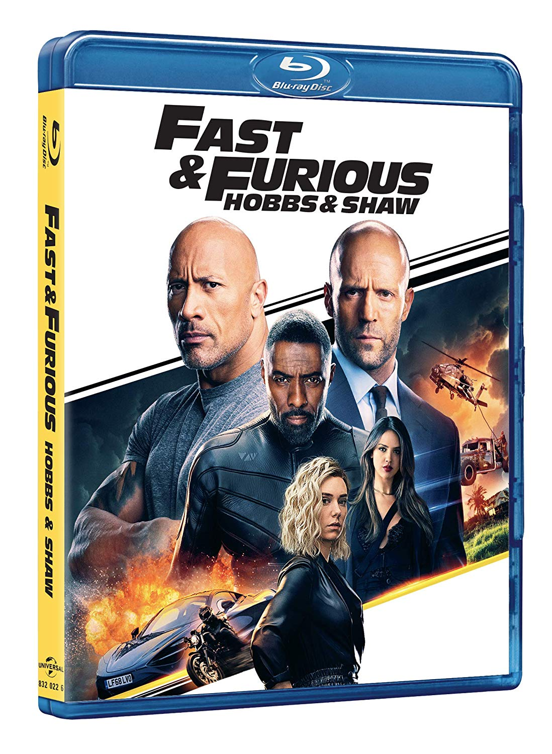 Fast and Furious - Hobbs and Shaw (2019)