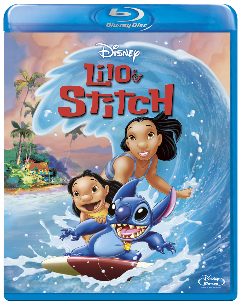 Lilo & Stitch (2002) (Disney)