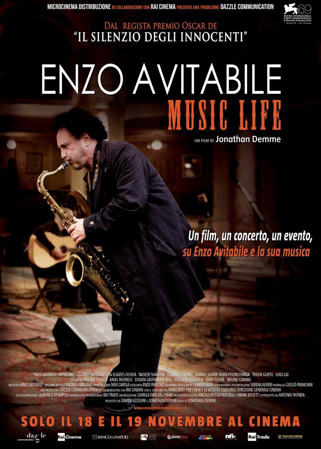 Enzo Avitabile - Music life (2012)